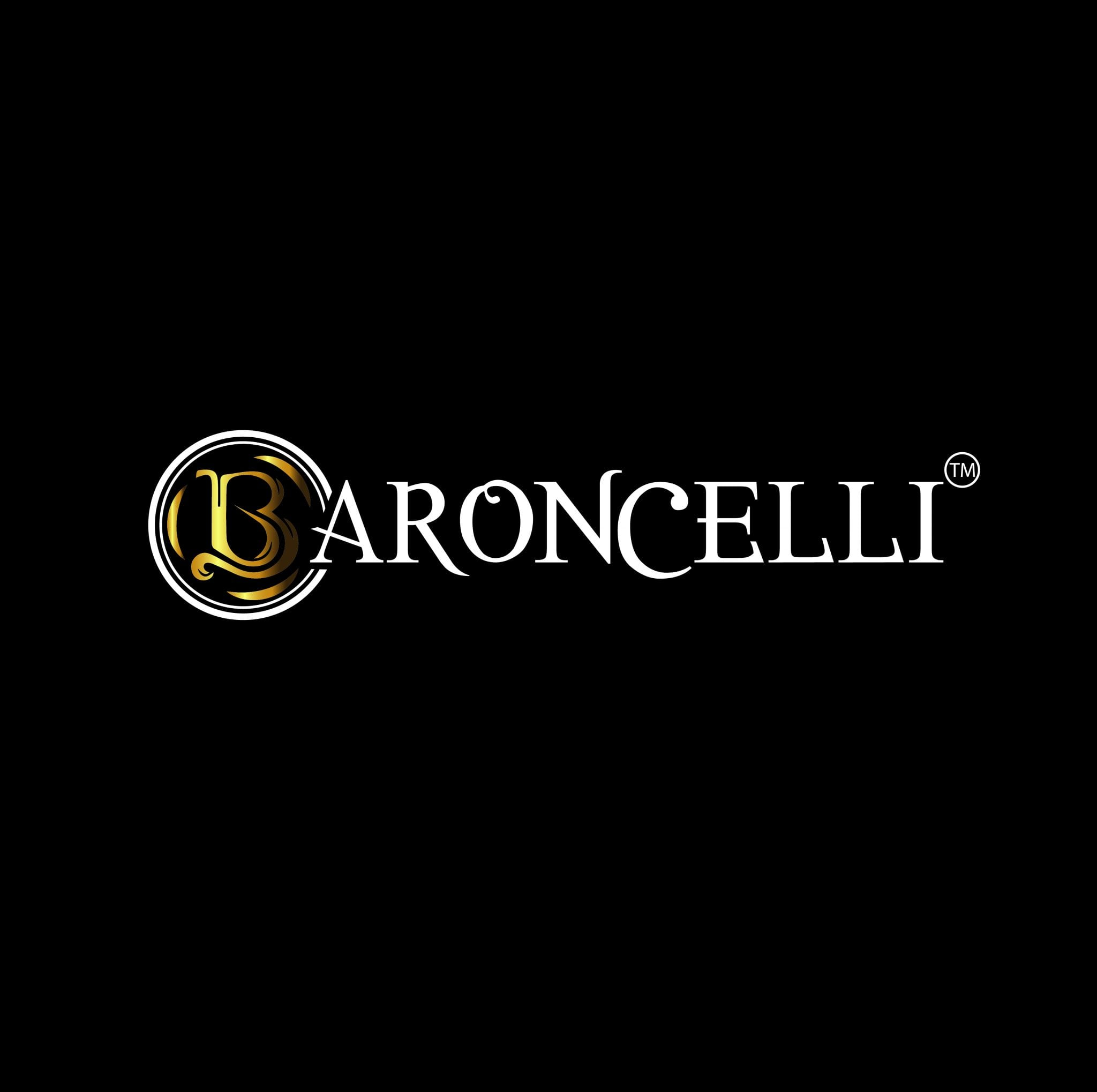 LOGO BARONCELLI final TM black