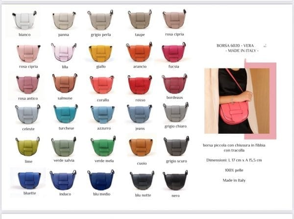 6020 all colors
