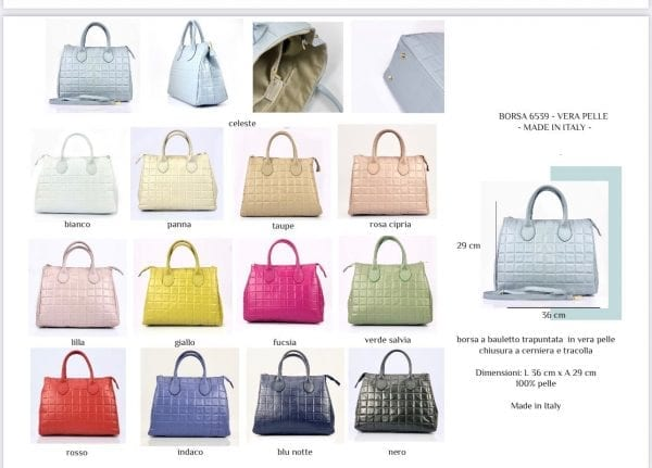 6539 all colors